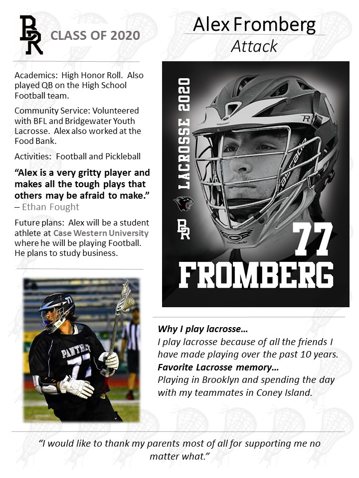 77 - Alex Fromberg